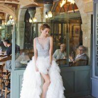 Natasha Bovykina, линия свадебных платьев